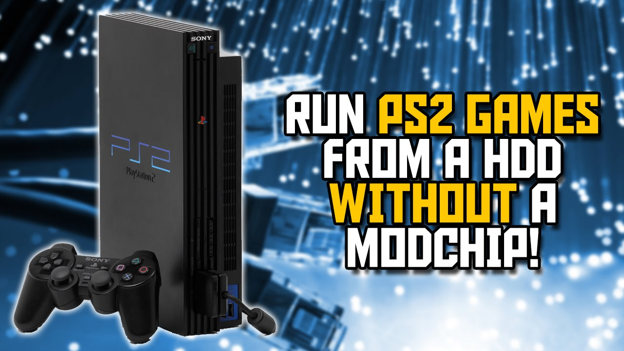 How to Play PS2 Games from HDD (Softmod Tutorial) – EposVox