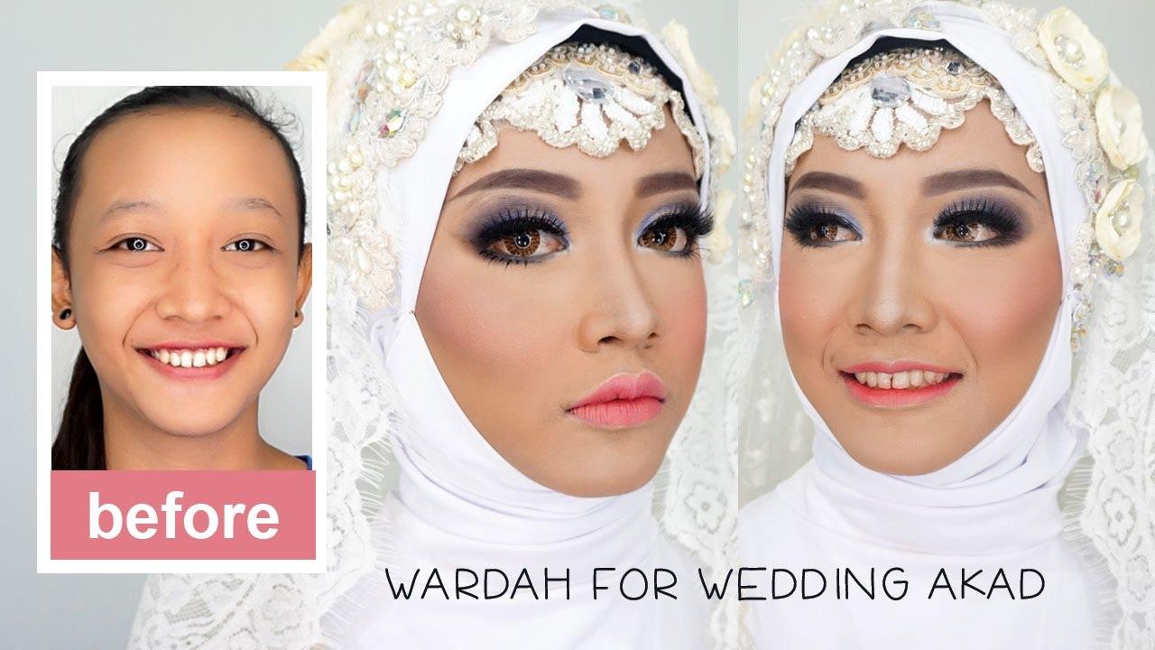 Tutorial Makeup Hijab Wardah Saubhaya Makeup
