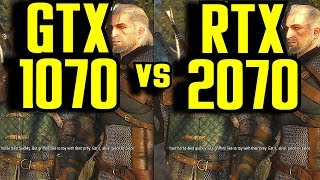GTX 1070 vs RTX 2070 Tested in 7 Games | 1080p / 1440p | FRAME-RATE TEST COMPARISON