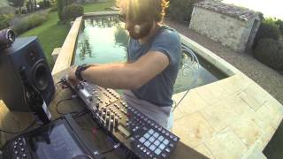 Dapayk & the Elektron Analog Four + Rytm (Provence Analog Pool Session 2014 )