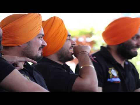 Sikh Motorcycle Club Punjab(Capt.H.S.Dhaliwal) Radio Punjab Today interview