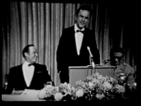 George Jessel's 'Here Come the Stars'  March 9, 1969 Bob Hope, Bob Crane
