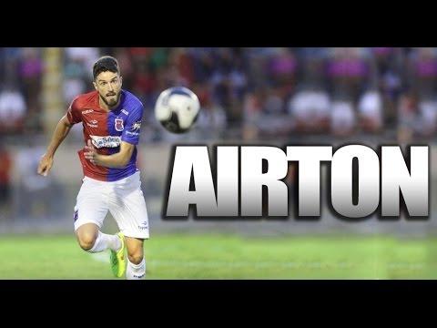 Airton - Zagueiro - Paraná