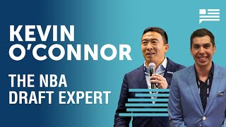 NBA deep dive with Kevin O'Connor | Andrew Yang | Yang Speaks