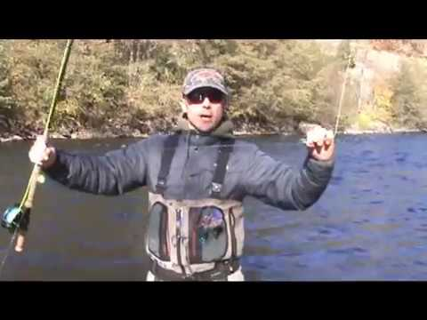 Fly Fishing Steelhead For Beginners - Part 3 - Nymph Fishing For Steelhead