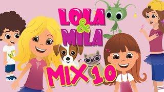 LOLA & MILA // MIX 10 // CRTANI FILM (2018)