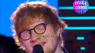 Ed Sheeran - Perfect (Legendado) (Tradução) (Ao Vivo)
