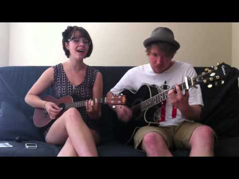 Love Love Love - Hope feat. Jason Mraz Cover (With Heather!)