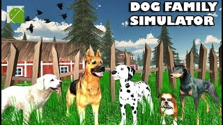 Dog Family Simulator Hunt and Survive - Android Gameplay FHD