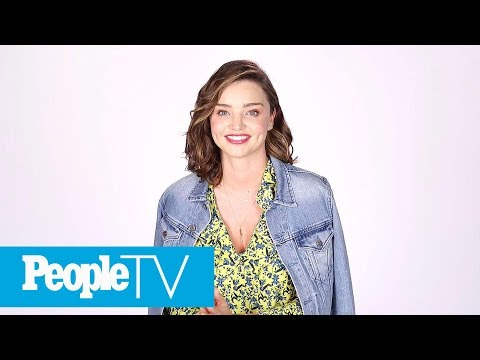 Miranda Kerr Reveals Her Impressive Secret Beauty Talent, Talks Motherhood & More | PeopleTV