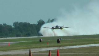Beech 18 Aerobatics by Matt Younkin at Oshkosh 2011