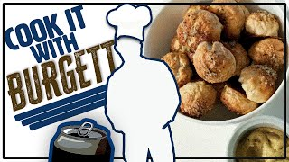 Busch Light Pretzel Nuggets with Eric Burgett