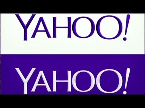 Yahoo! unveils new logo.