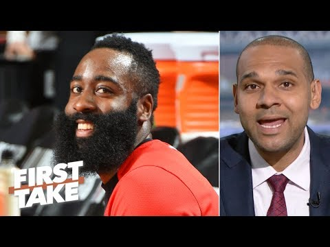 Harden and the Rockets should blow out Warriors in Game 6 without KD – Jared Dudley   First Take