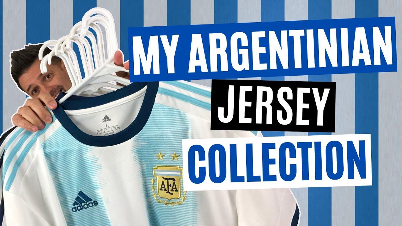 DIEGO MARADONA TRIBUTE I My Argentinian Jersey/Shirt Collection