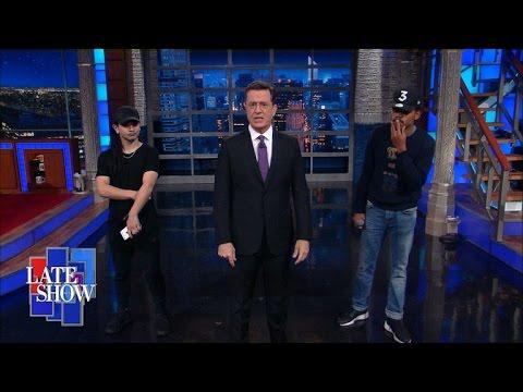 Skrillex and Chance The Rapper Remix Stephen's Monologue