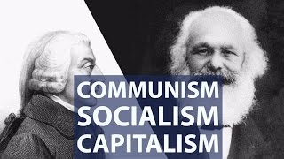 what is the difference between communism and socialism