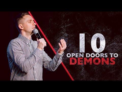 10 WAYS DEMONS ENTER | Pastor Vlad