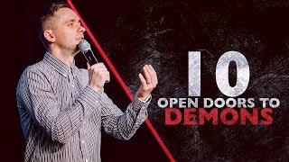 Gambar cover 10 WAYS DEMONS ENTER | Pastor Vlad