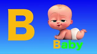 Phonics Song for Kindergarten - Learn Alphabets and Letter Sounds