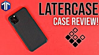 iPhone 11 Pro Max LATERCASE Review! WORTH THE MONEY?!