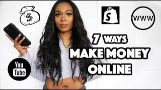 7 Ways To Make Money Online In 2020 | Trishonnastrends