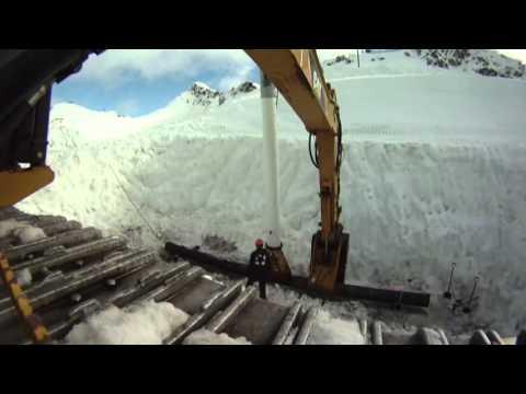 Glacier Tower Moves 2011