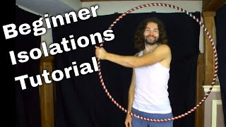 Beginner Hula Hoop Tricks Vol. 3: Isolations How To with Hoopsmiles