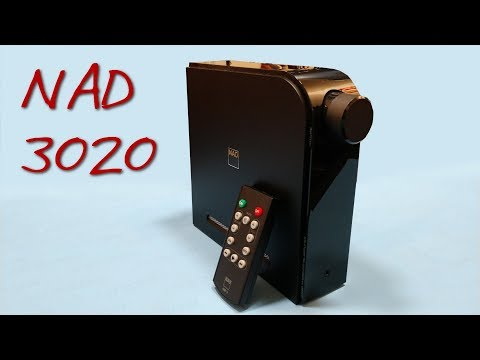 Z Review - NAD D3020 [Nads... LOL]