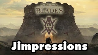 The Elder Scrolls: Blades - Cynically Greedy Mobile Garbage (Video Game Video Review)