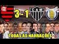Video Gol Pertandingan Flamengo vs Atletico MG