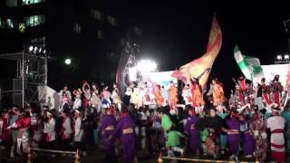 総おどり yosakoiソーラン日本海 下呂温泉大会2011