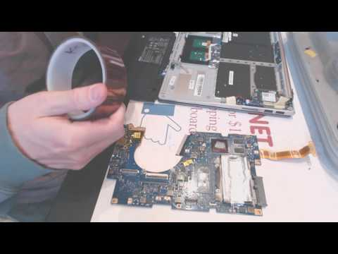Asus u303u Laptop repair fix power jack problems broken dc socket input port