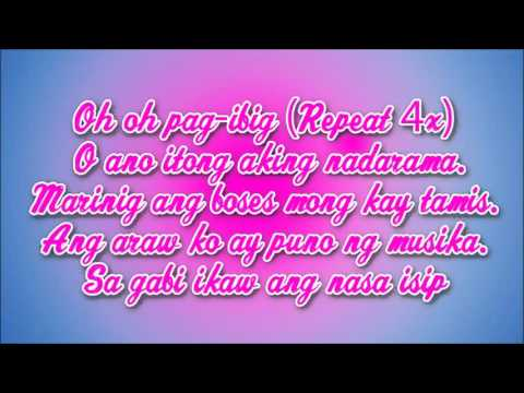 O Pag-ibig - Bailey May and Ylona Garcia LYRICS