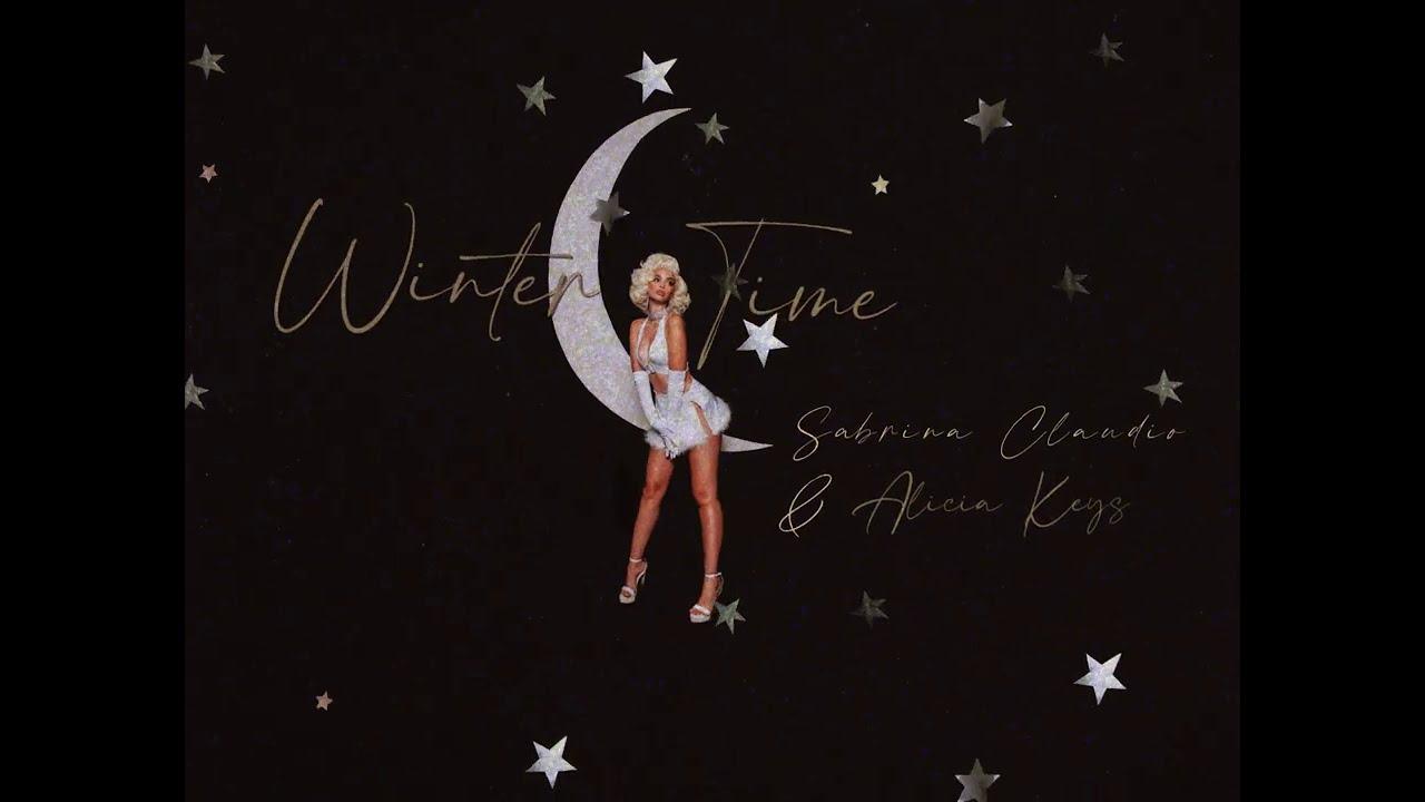 Sabrina Claudio & Alicia Keys - Winter Time (Lyric Video)