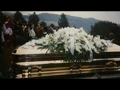 The Funeral Of Eric Eazy E Wright 1995 Youtube
