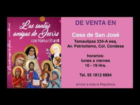 117 CISNE Radio Santas Amigas de Jesús. Entrevista a Marisa O'Farril