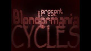 Blendermania Сайкл рендер - Cycles Render (урок первый) video by Stiv