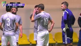 Обзор матча ФК Неизбежность 2 2 Adidas Турнир по мини футболу в городе Киев