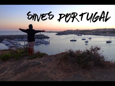 MY 19th COUNTRY! - CARGO SHIP TRAVEL TO SINES PORTUGAL
