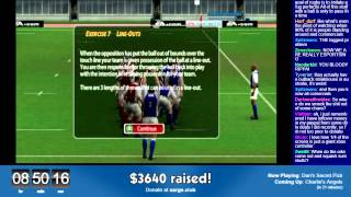 Extra-Life 2014: EA Sports Rugby 2005