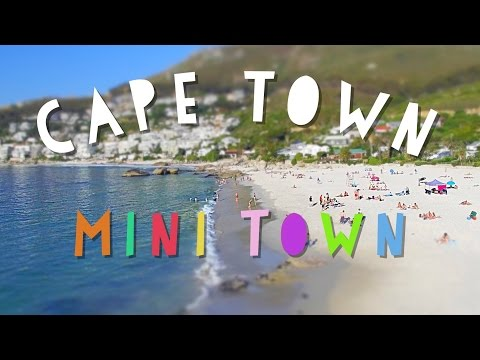 #BreakTheNet Task 3 – Cape Town Mini Town