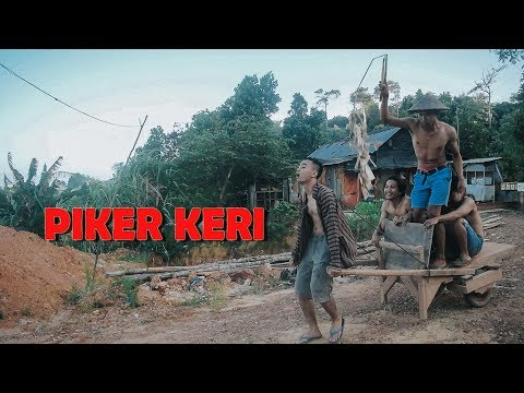 PIKER KERI - NDX AKA ( COVER VIDEO KLIP PARODI )