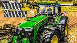 FARMING SIMULATOR 20: Der LS für iOS, Android und Switch mit neuen Funktionen!