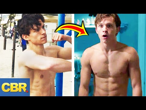 20 Marvel Actors Who Had To Get Ripped For Their Roles