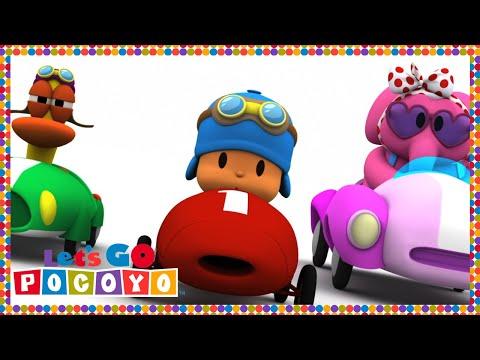 Let's Go Pocoyo! - Preparados, listos, ¡ya! [Episodio 7] en HD