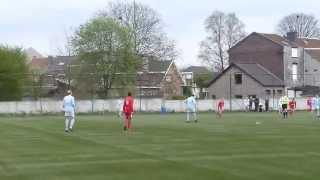 Stembert - All Welkenraedt : 1 - 4