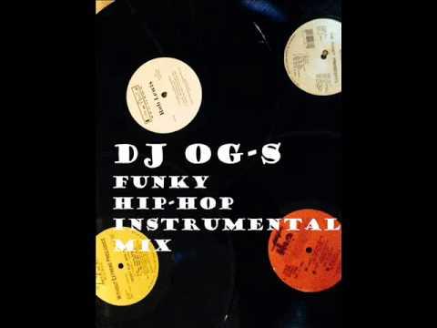 DJ OG-S - Funky Hip Hop instrumental mini summer mix early 90's