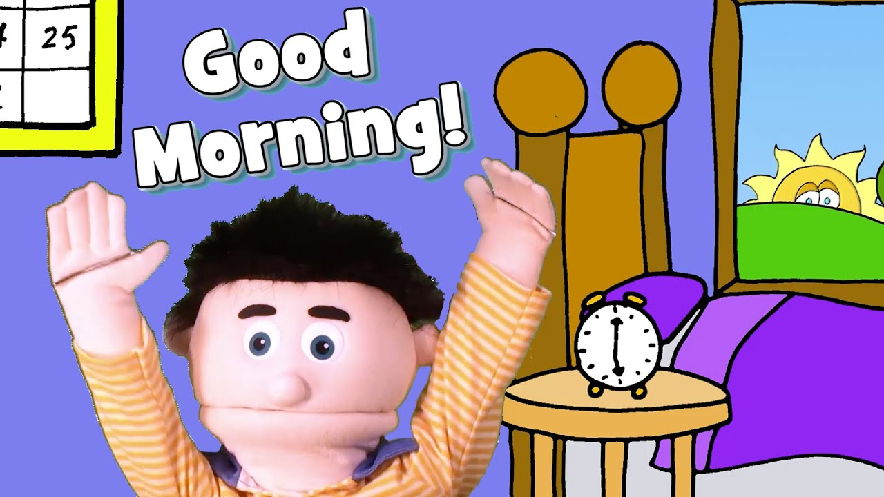 good morning song for kids youtube