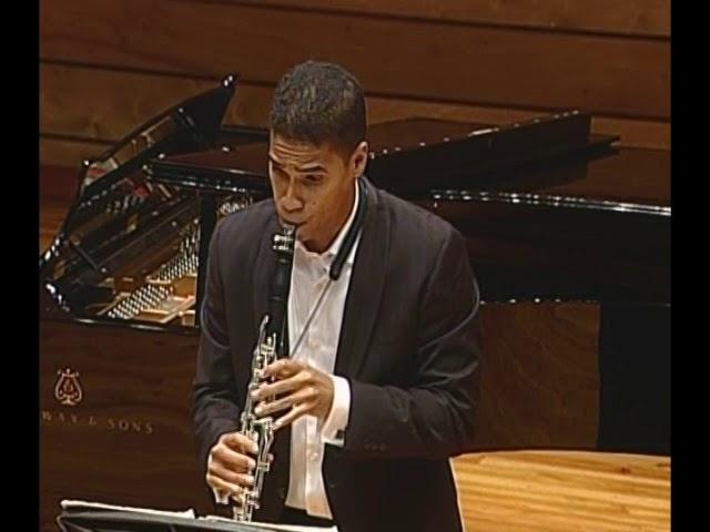Tres Piezas para Clarinete Solo B. Atehortua